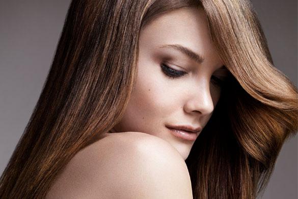 El aceite para los cabellos secos matriks