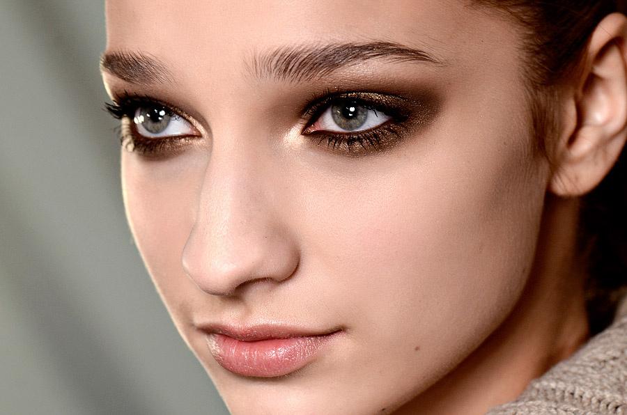 Maquillaje de Ojos Paso a Paso Ahumados Maquillaje Ojos Ahumados Jpg