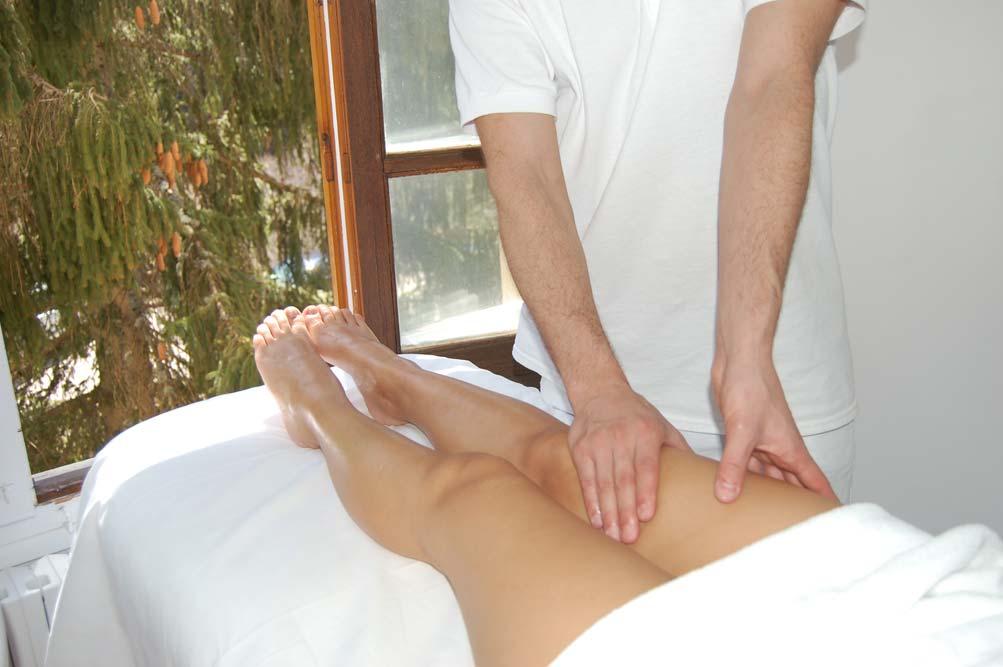 Beneficios de los masajes anticelulíticos