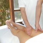 Beneficios de un masaje anticelulítico