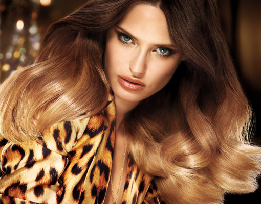 Hermosas mechas californianas