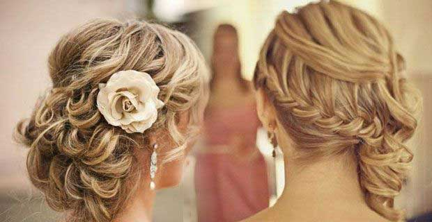 peinados recogidos boda